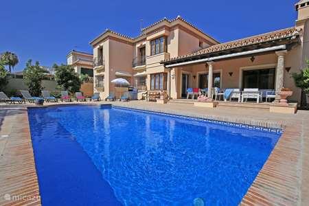 Vakantiehuis Spanje, Costa del Sol, San Pedro de Alcántara villa Villa Magnolia