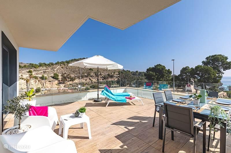 Vakantiehuis Spanje, Costa Blanca, Villajoyosa Villa Allonbay