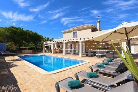 Vakantiehuis Portugal, Algarve, Carvoeiro vakantiehuis Villa Quinta do Pinheiro