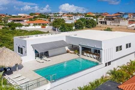 Ferienwohnung Curaçao, Banda Ariba (Ost), Jan Thiel villa Luxus-Familienvilla mit Meerblick