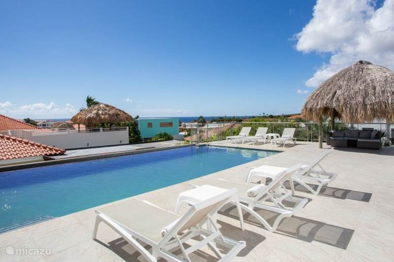 Vacation rental Curaçao, Banda Ariba (East), Jan Thiel Villa Luxury family villa with sea view