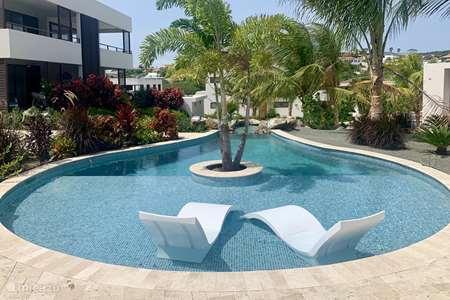 Vacation rental Curaçao, Banda Ariba (East), Jan Sofat apartment Jan Sofat LUX A21