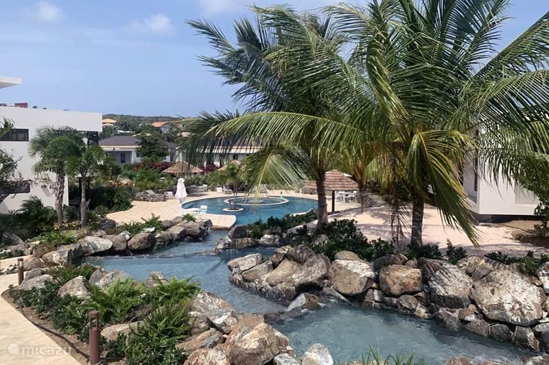 Ferienwohnung Curaçao, Banda Ariba (Ost), Jan Sofat Appartement Jan Sofat LUX A21
