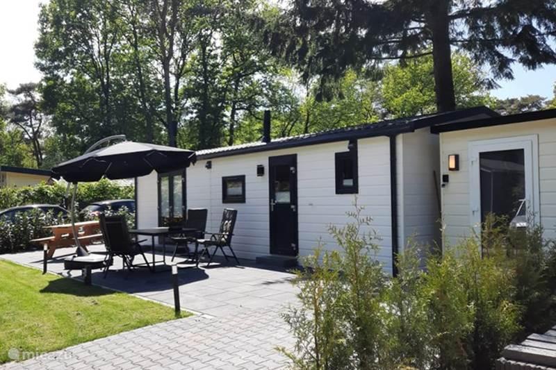 Vakantiehuis Nederland, Drenthe, Diever Chalet Boszicht 2