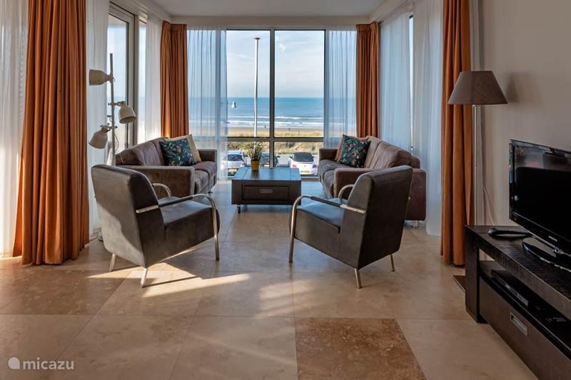 Vakantiehuis Nederland, Noord-Holland, Egmond aan Zee Appartement Crab