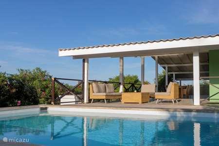 Vacation rental Bonaire, Bonaire, Santa Barbara villa Kas berilo
