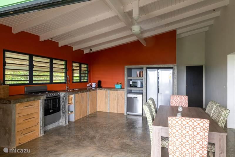 Vakantiehuis Bonaire, Bonaire, Santa Barbara Villa Kas Berilo