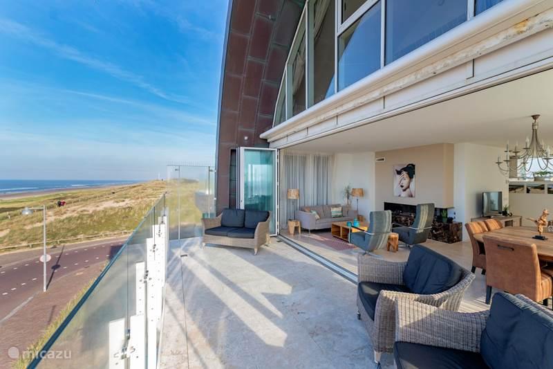 Vakantiehuis Nederland, Noord-Holland, Egmond aan Zee Appartement Shrimp