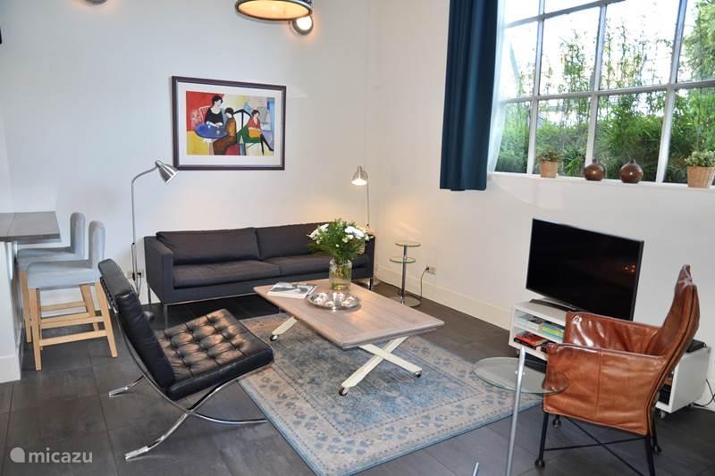 Vakantiehuis Nederland, Noord-Holland, Bergen Appartement Vakantiewoning Gestel I
