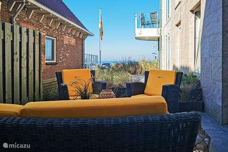 Vakantiehuis Nederland, Noord-Holland, Egmond aan Zee appartement Flat Fish