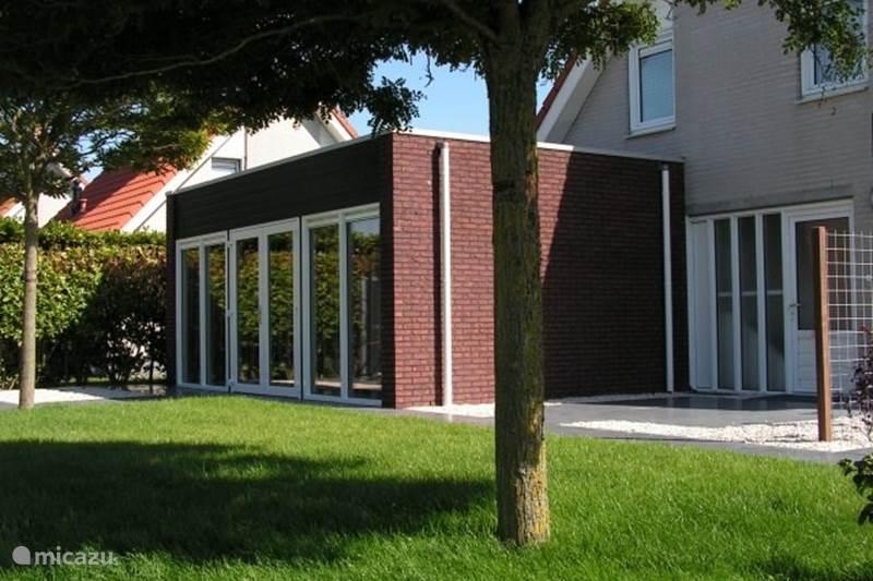 Vakantiehuis Nederland, Zeeland, Scharendijke Vakantiehuis 8 persoons strandvilla,lux ingericht