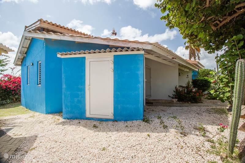 Vacation rental Curaçao, Curacao-Middle, Willemstad Studio Studio KOLIBRI at the pool