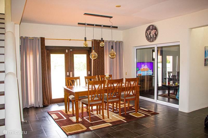 Vacation rental Curaçao, Banda Ariba (East), Jan Thiel Villa Vista Chateau