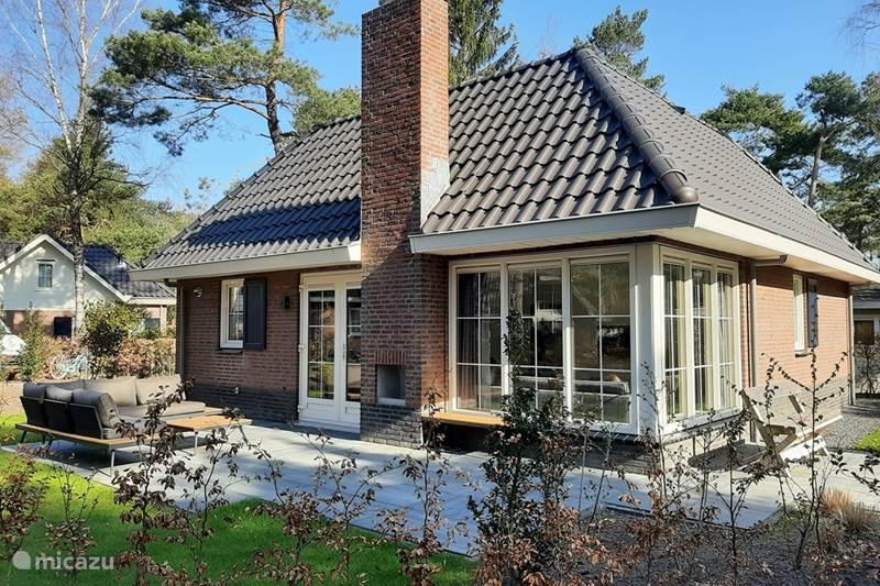 Vakantiehuis Nederland, Gelderland, Beekbergen Villa Villa Groenlust 4 personen Veluwe
