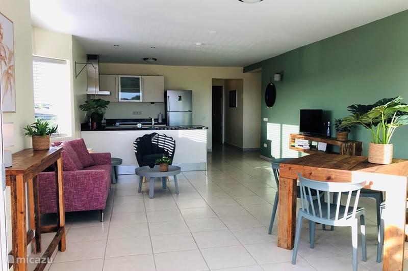 Ferienwohnung Curaçao, Curacao-Mitte, Willemstad Appartement NEU: Blue Bay Oceanview - Wohnung