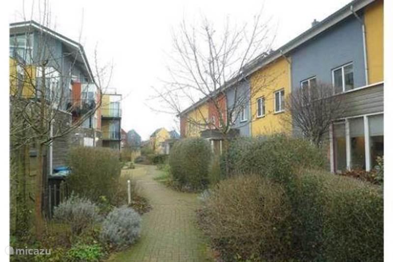 Vakantiehuis Nederland, Gelderland, Culemborg Stadswoning Ruime vakantiewoning in de Betuwe