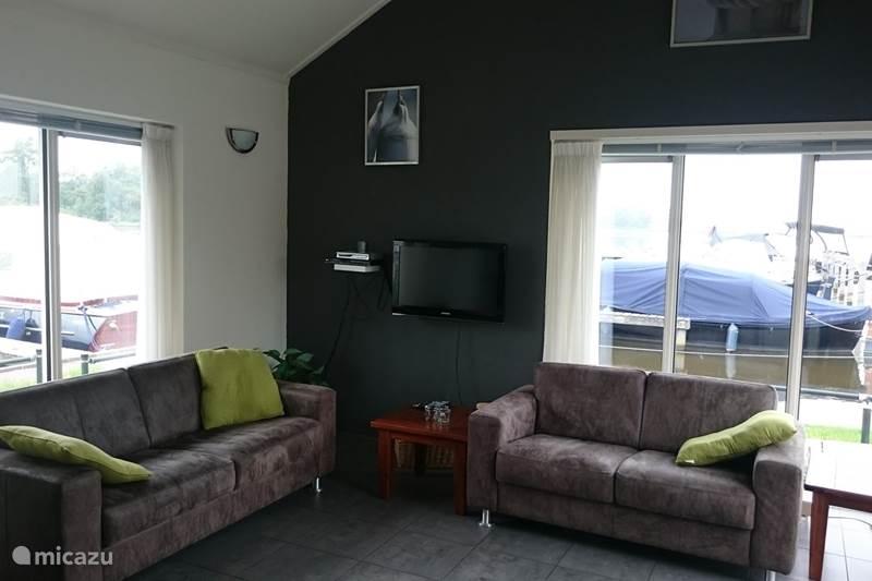 Vakantiehuis Nederland, Noord-Holland, Uitgeest Vakantiehuis Aangepaste woning Kraaijennest
