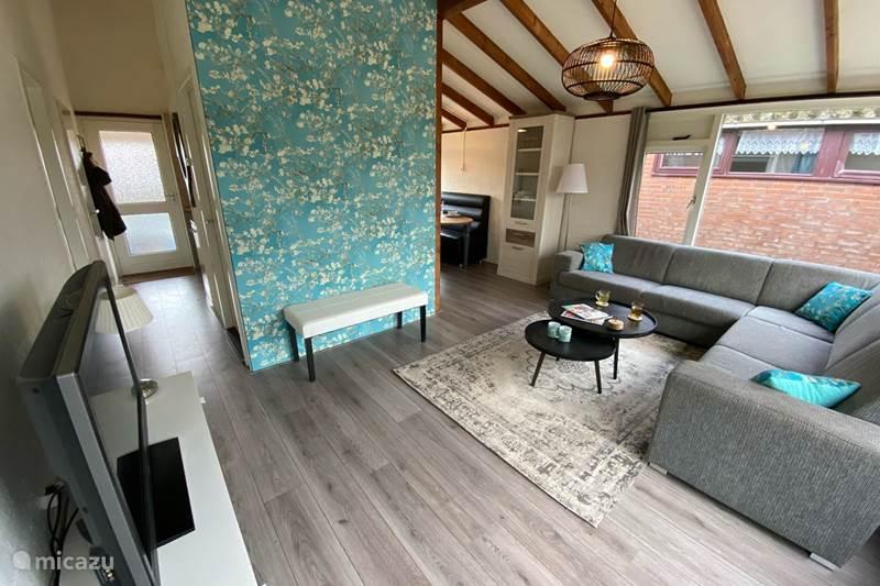 Vakantiehuis Nederland, Noord-Holland, Schoorldam Vakantiehuis Rekerlanden 119 de Amandelbloesem