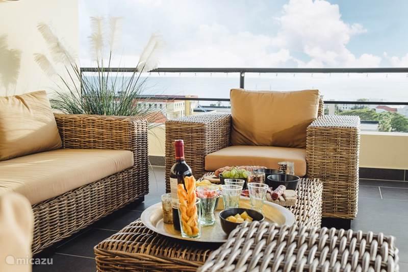 Ferienwohnung Curaçao, Curacao-Mitte, Piscadera Penthouse Penthouse mit spektakulärer Aussicht!