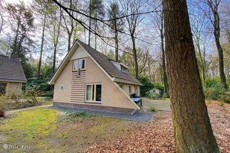 Vakantiehuis Nederland, Gelderland, Garderen vakantiehuis 8p bungalow op kleinschalig park