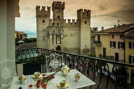 Vakantiehuis Italië, Gardameer, Sirmione Centro Storico appartement Smile