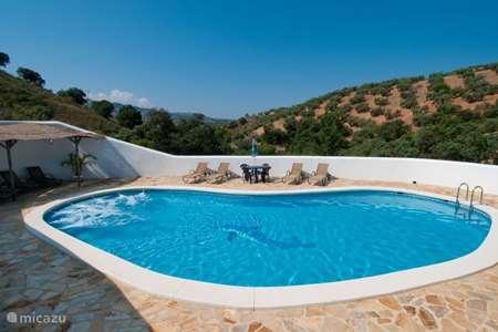 Vakantiehuis Spanje, Andalusië, Zagra vakantiehuis El Cortijo, Molino La Ratonera