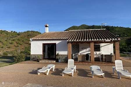 Vakantiehuis Spanje, Andalusië, Álora bungalow Bungalow Vista Alora