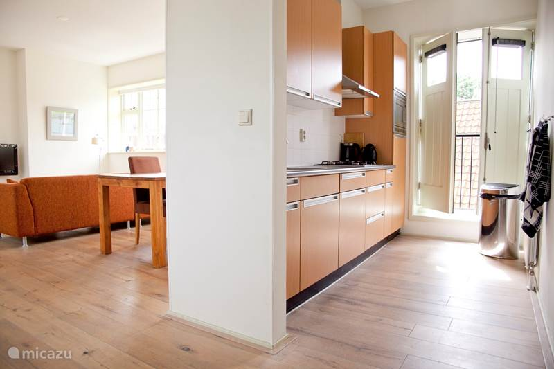 Vakantiehuis Nederland, Groningen, Groningen Appartement Gelkingehof Apartments Superior 3