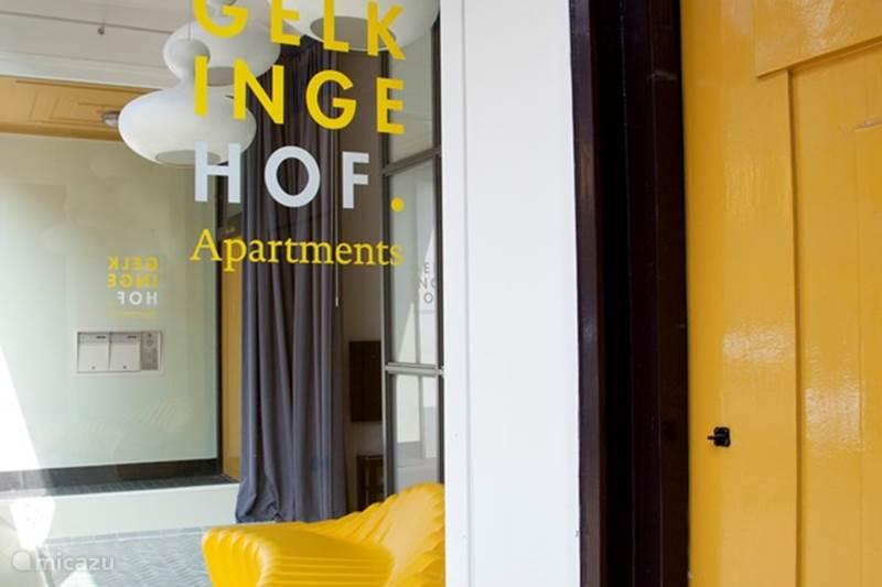 Vakantiehuis Nederland, Groningen, Groningen Appartement Gelkingehof Apartments Executive 1