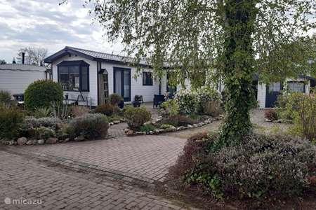 Vakantiehuis Nederland, Veluwe, Voorthuizen chalet 't Visstekje