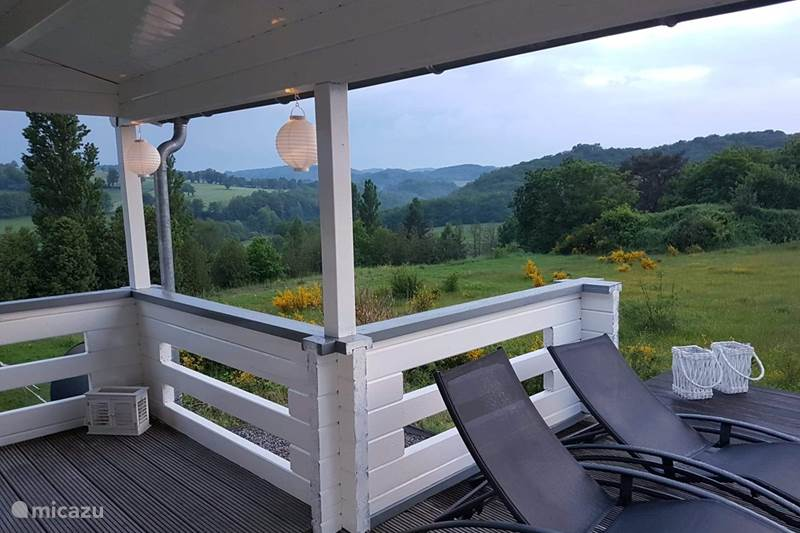 Vacation rental France, Creuse, Saint-Médard-la-Rochette Chalet Notre-Rève