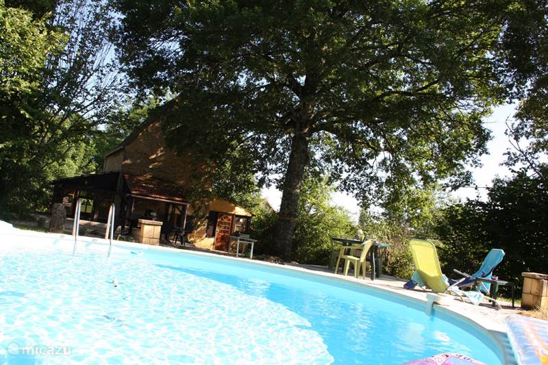 Vakantiehuis Frankrijk, Lot, Gourdon Gîte / Cottage Mas de Lizet