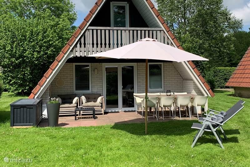 Vakantiehuis Nederland, Overijssel, Gramsbergen Vakantiehuis 't Vechter Leef