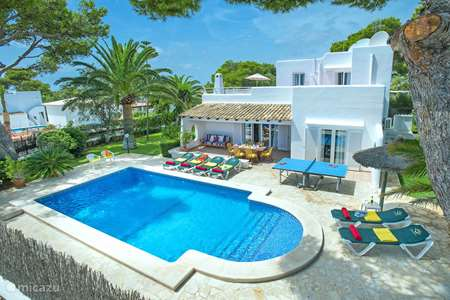 Vakantiehuis Spanje, Mallorca, Cala d`Or - villa Villa Teresa