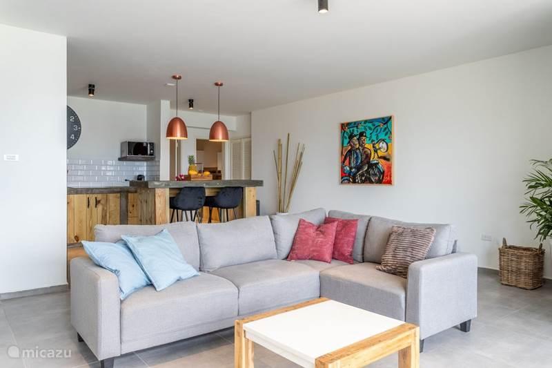 Vacation rental Bonaire, Bonaire, Kralendijk Apartment Epic Oceanfront Apartment