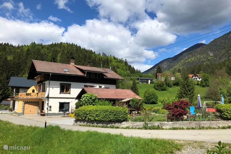Vacation rental Austria, Carinthia, Hermagor Pressegger See Apartment Landhaus KloosterStube