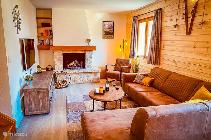 Vakantiehuis Frankrijk, Savoie, Saint-Sorlin-d'Arves Villa Chalet La Marmotte Les Sybelles