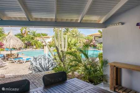 Vakantiehuis Curaçao, Curacao-Midden, Abrahamsz - appartement Studio Trupial Seru Coral Resort