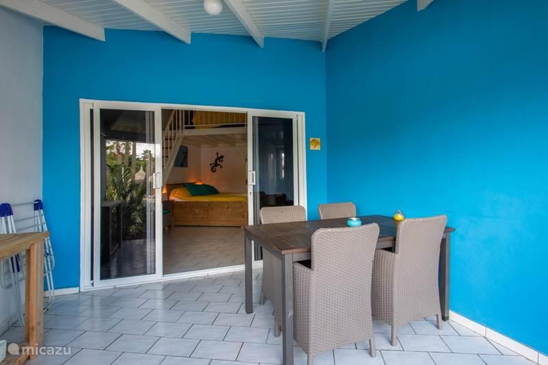 Vakantiehuis Curaçao, Banda Ariba (oost), Seru Coral Appartement Studio Trupial Seru Coral Resort