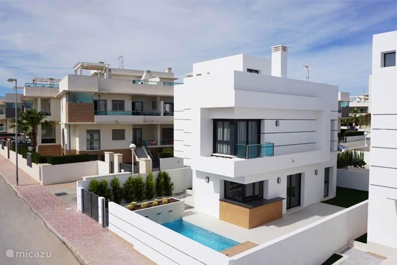 Vakantiehuis Spanje, Costa Blanca, Ciudad Quesada Villa La Annabella