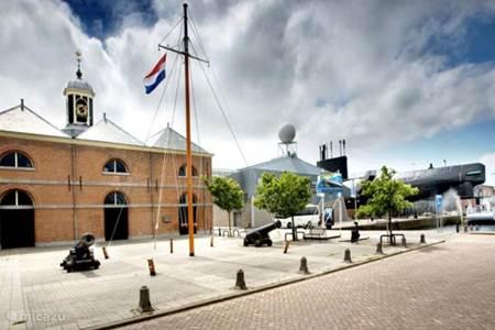 Marine museum Den Helder.