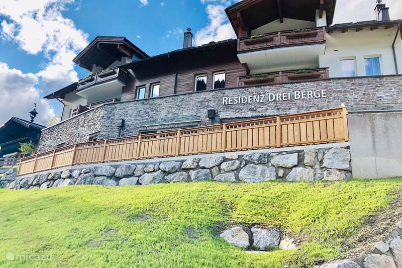 Vacation rental Austria, Salzburgerland, Saalbach Apartment Residenz Steinbock