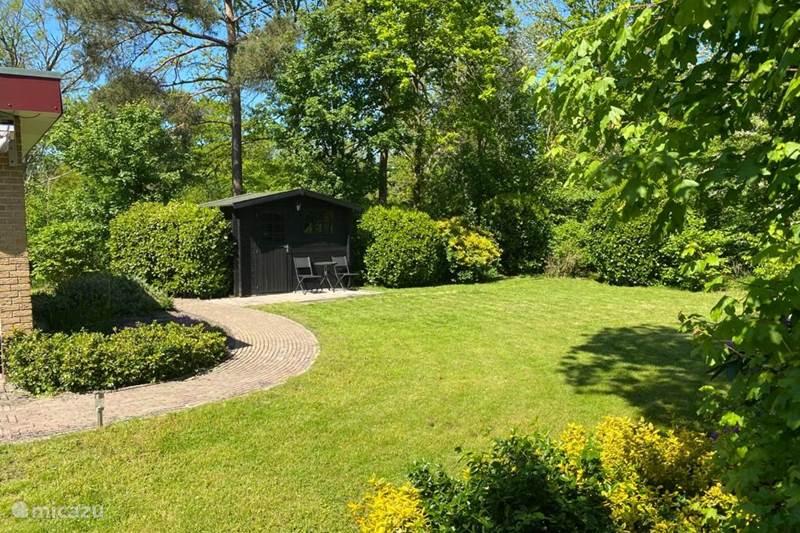 Vakantiehuis Nederland, Overijssel, Holten Bungalow 't Wildhuuske