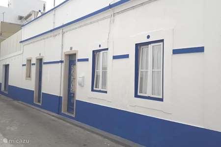 Vakantiehuis Portugal, Algarve, Moncarapacho - vakantiehuis Binnenplaats Huis