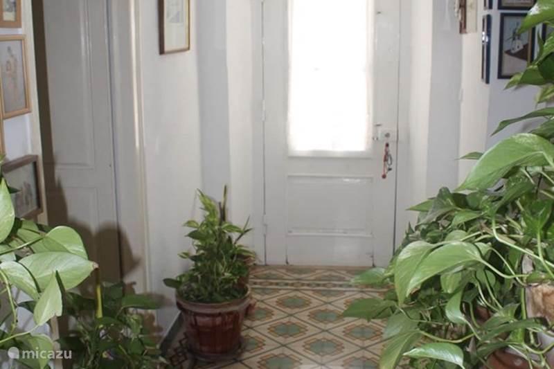 Vakantiehuis Portugal, Algarve, Fuzeta Vakantiehuis Binnenplaats Huis