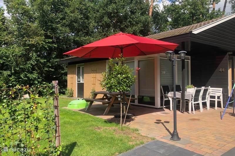 Vakantiehuis Nederland, Overijssel, Denekamp Bungalow Twente boshuisje