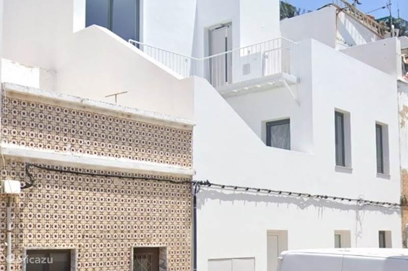 Vakantiehuis Portugal, Algarve, Olhão Appartement Casa Perdiz do Mar, app. Culatra