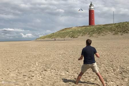 Heerlijk strand en lekker borrelen