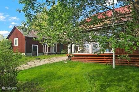 Vakantiehuis Zweden – vakantiehuis Fahlborgs