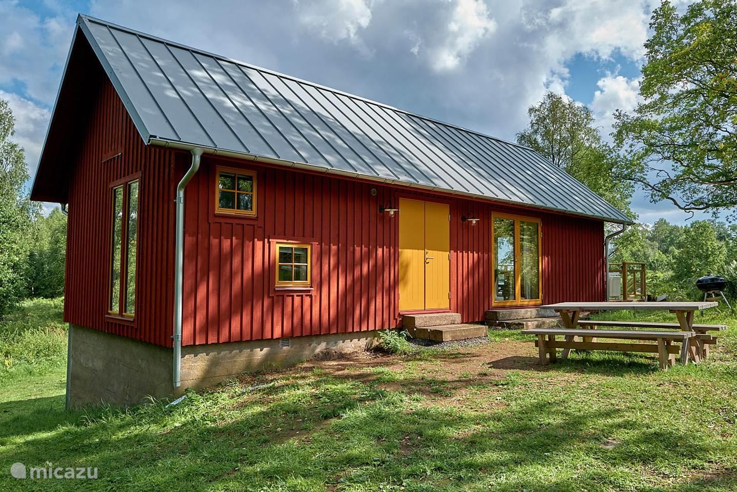Gîte / hütte Agundaborg Lake Cottage in Ljungby, Småland, Schweden ...